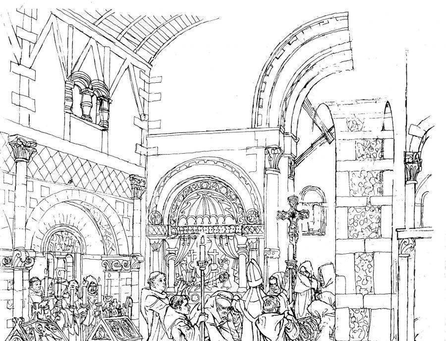 Saxon Canterbury